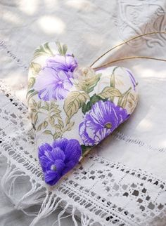It's all about Hearts ♡ Lavender Cottage, Lavender Blue, Lilac, Heart Wreath, Heart Ornament, Heart Pillow, I Love Heart, Hanging Hearts, Grateful Heart