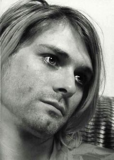 Kurt Cobain - Call him over rated - call him an asshole, call him whatever you want, he went through pain, just like the rest of us, how he handled it was not the way to handle things but it happened. Before he died he wrote Something In The Way which is a song that kind of indicated what was to come. He was a great musician and showed his emotions, often misunderstood, in his music.