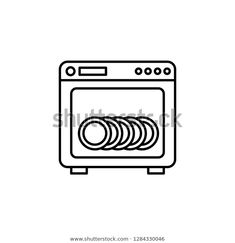 Find Dishware Cleaning Device Icon Element Kitchen stock images in HD and millions of other royalty-free stock photos, illustrations and vectors in the Shutterstock collection. Cleaning Icons, Illustration, Royalty Free Stock Photos, Letters, Kitchen, Cooking, Illustrations, Letter, Kitchens