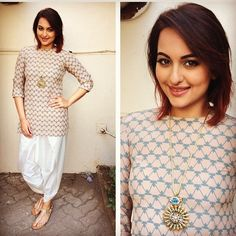 Hair and beauty Sonakshi sinha outfits, Sonakshi sinha indian wear, Sonakshi sinha kalank Lehenga, Anarkali, Kurta Designs, Churidhar Designs, Dress Designs, Indian Attire, Indian Ethnic Wear, India Fashion, Ethnic Fashion