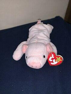 squealer beanie baby 1993 Retired Beanie Baby | eBay