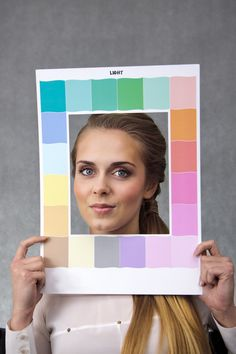 colour analysis light spring