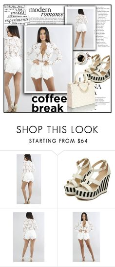 """DIVAZCOUTURE.COM   28"" by k-lole ❤ liked on Polyvore featuring Kate Spade"