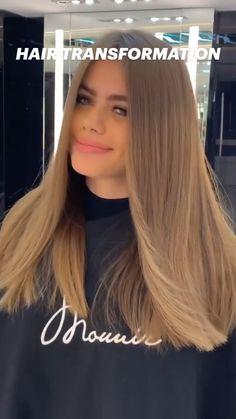Medium Hair Styles, Curly Hair Styles, Natural Hair Styles, Beautiful Long Hair, Gorgeous Hair, Hair Cutting Videos, Hair Issues, Tips Belleza, Hair Transformation