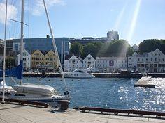 Sailing the Fjords: Stavanger