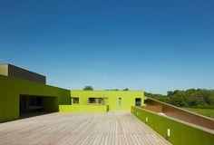 House for disable, Mattaincourt, France - by Dominique Coulon et Associes