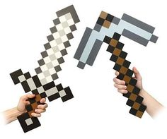 Minecraft Game Props Model Toys