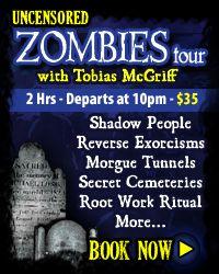Savannah Ghost Tours – Blue Orb Tours    http://www.facebook.com/DailyTour