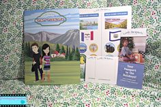We just got our 2nd shipment from Little Passports we are learning about West Virginia & Iowa this month! Check out our journey #ad #review http://parentinginprogress.net/2016/12/03/littlepassports2