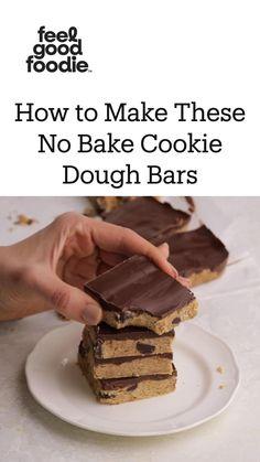 Fun Baking Recipes, Sweets Recipes, Gluten Free Desserts, No Bake Desserts, Whole Food Recipes, Snack Recipes, Cooking Recipes, Snacks, Healthy Sweet Treats