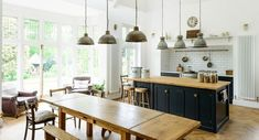 Modern Rustic Homes, Modern Rustic Decor, Rustic Room, Rustic Contemporary, Rustic Wall Decor, Rustic Walls, Rustic Kitchen, Kitchen Decor, Kitchen Design