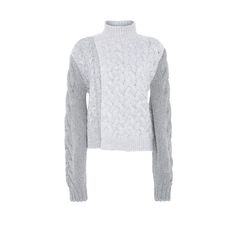 Shop the Chunky Stitch Short Jumper by Stella Mccartney at the official online store. Discover all product information.