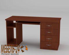 Стол компьютерный СКМ-11 - Компанит, стол компьютерный, доставка мебели по всей Украине, магазин Мебель-24 + фото