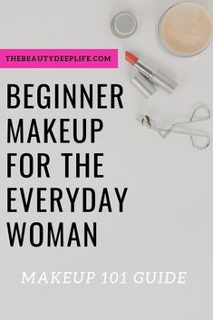 Makeup Tips for Beginners: Learn some of the basics from a makeup artist...essential brushes, must-have products, and how to apply.  Take the mystery out of the whole process! #makeuptips #forbeginners