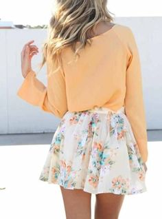 Spring/summer outfit!