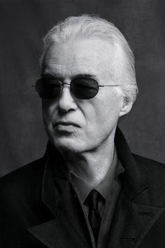 Jimmy Page by Danny Clinch... We have the same birthday so that makes me awesome :)