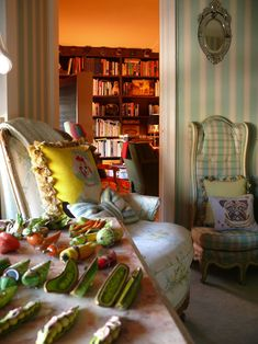 Home of former Factory receptionist and BFF of Andy Warhol, Brigid Berlin. New York Social Diary