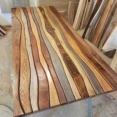 Like Bacon strips. Agree? . Credit: @woodclans Comment below if You like this Would like to order my T-Shirts ? Please check the link in my bio (profile) to order it ➡ @woodwoodwork Love to tag? Please do!⤵ #woodworking #woodworkingtools #woodworkingskills #woodworker #woodworkingmom #woodworkingshop #woodworkingclasses #woodworkinglove #woodworkshop #woodworkz #woodworkingmachinery #woodworkingindonesia #woodworkingforall #woodworkingtips