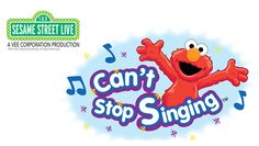 "Musical Magic in ""Sesame Street Live ""Can't Stop Singing"""""