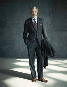 Classic, Elegant Business Look