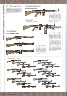 Anime Weapons, Sci Fi Weapons, Weapon Concept Art, Military Weapons, Military Art, Valkyria Chronicles, Steampunk, Starship Troopers, Alternate History