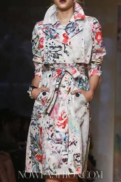 Nicole Miller - Spring 2014 Ready-to-Wear