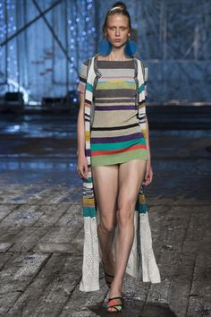Missoni Spring 2017 Ready-to-Wear Fashion Show Collection