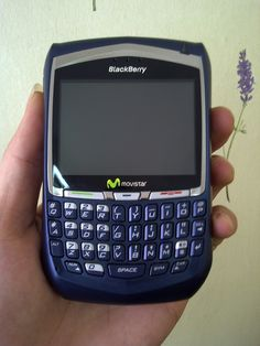 blackberry 8700 :X  movistar