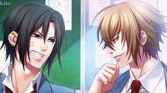 薄桜鬼 Cute Anime Guys, Anime Love, Black Haired Anime Boy, Tous Les Anime, Anime Stories, Anime Watch, Anime Fantasy, My Heart Is Breaking, The Guardian