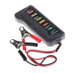 Car Battery Alternator Tester
