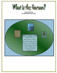 Islamic studies checklist for kids