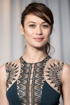 Olga Kurylenko: Lovely Lady of the Day Olga Kurylenko, Prettiest Actresses, Beautiful Actresses, Beautiful Eyes, Most Beautiful, Gorgeous Lady, Bond Girls, Canadian Actresses, French Actress