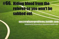 Soccer Girl Problems