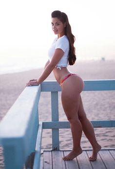 Cuttie with  nice butt