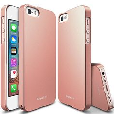 coque iphone se nike rose gold