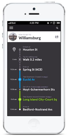 Picked this as an example of what a timeline might look like if we were to go with that idea in part of the app.