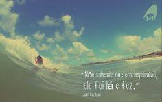 Não sabendo que era impossível, ele foi lá e fez.  #nellihand #handsurf #bodysurf #handplane #handboard #surf