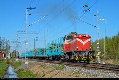 RailPictures.Net Photo: 2546 Finnish Railways Dv12 at Laihia, Finland by Arttu U