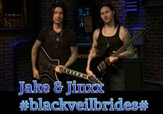 Jake and Jinxx BVB