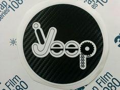 """Jeep° """"Sticker"""" iJeep :) OlllllllO Jeep * Wave www.etsy.com/shop/ijeep4x4"""