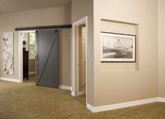 Basement Photos White Painted Trim Design, Pictures, Remodel, Decor and Ideas - page 19