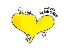 Snoopy's Beagle Hugs