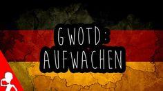 Today's #German word of the day is: aufwachen | When do you usually aufwachen? Wann wacht ihr normalerweise auf?   #gwotd