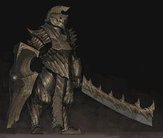 Golden Armor by ariel perez | Fantasy | 2D | CGSociety