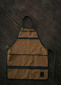 The Craftsman's Apron. Handmade In The USA. Perfect for any hand-on work.
