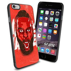 Houston Rockets (James Harden) NBA Silicone Skin Case Rubber Iphone6 Case Cover WorldPhoneCase http://www.amazon.com/dp/B00XEKL0R0/ref=cm_sw_r_pi_dp_1kTxvb1WD2DAH