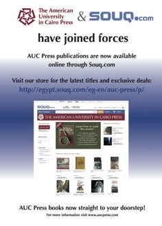 AUC Press and Souq.com have joined forces! Enjoy online shopping through an extensive range of AUC Press publications that can now be delivered straight to your door! Visit the link  and start shopping today!  #Online #onlineshopping #shopping #auc #aucpress #virtual #bookstore #books #delivery #souq #egypt #cairo #store