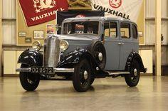 1934: Vauxhall Light Six ASY