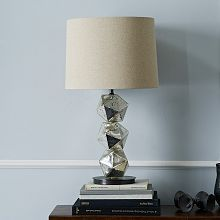 Table Lamps, Contemporary Table Lamps & Modern Table Lamps   West Elm - Needs different lampshade
