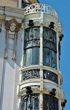 Modernismo. El Ferrol. La Coruña. ESPAÑA